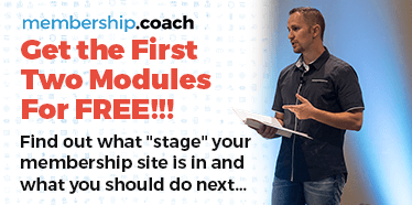 get the first two modules of  membership.coach for free!