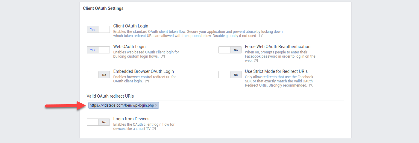 Facebook Login - Memberium - Wordpress / Infusionsoft