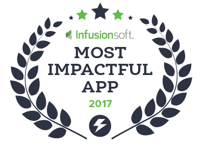 infusionsoft's most impactful app 2017
