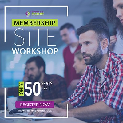 membership workshop