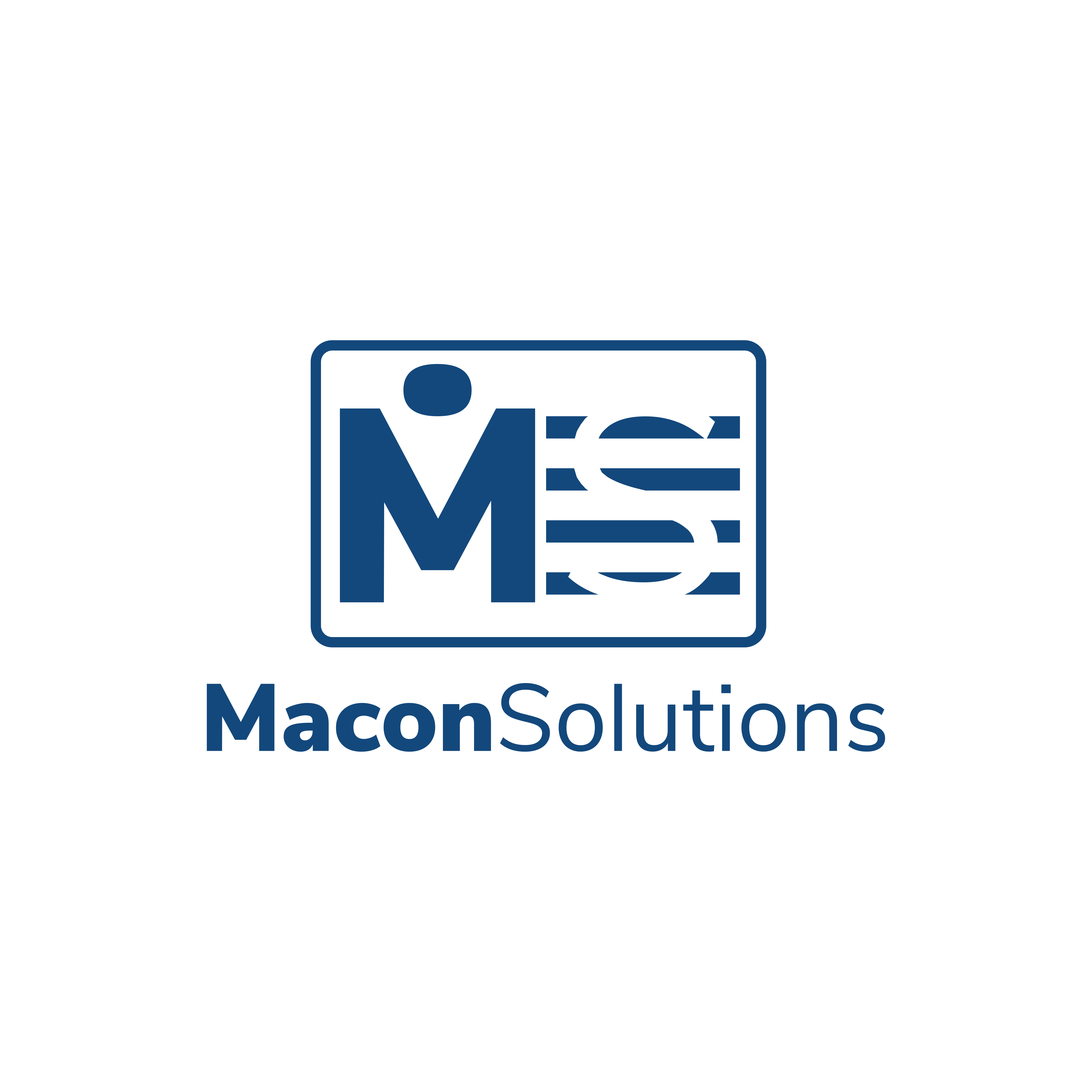 Macon Solutions