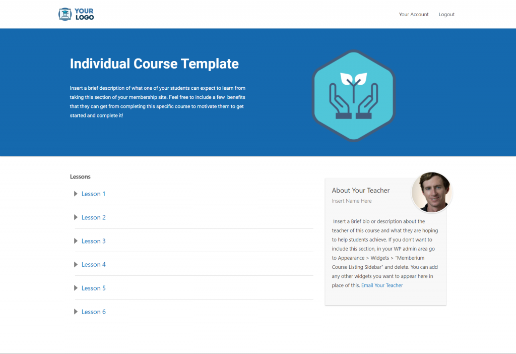 IS Elmnt Individual Course