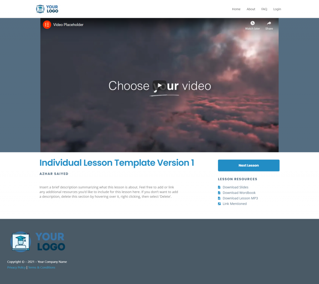 MCC IS Lesson Template V1