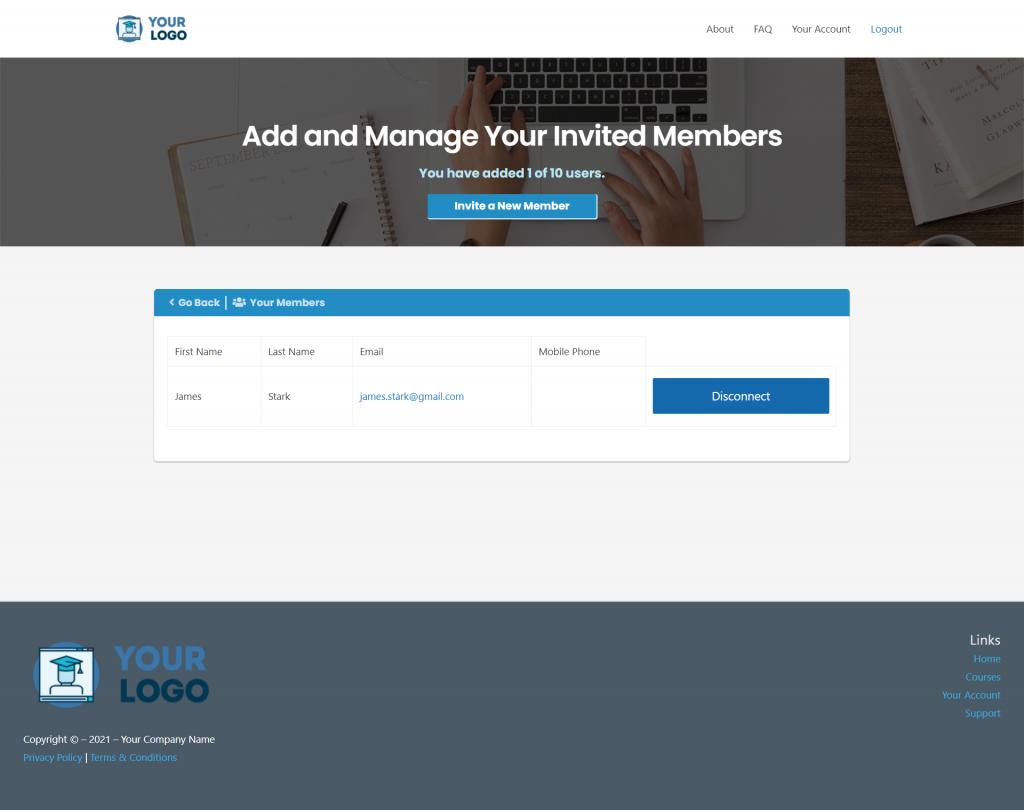 MMC IS Add Manage Members