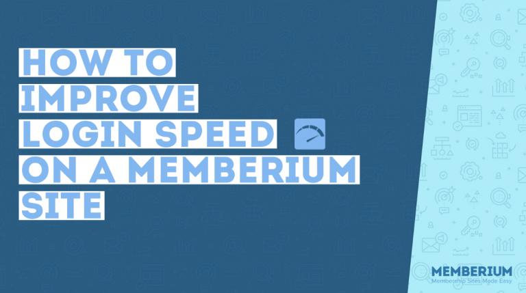 login speed