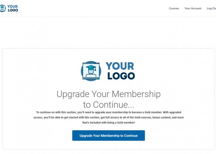16_Upgrade_Membership_Page